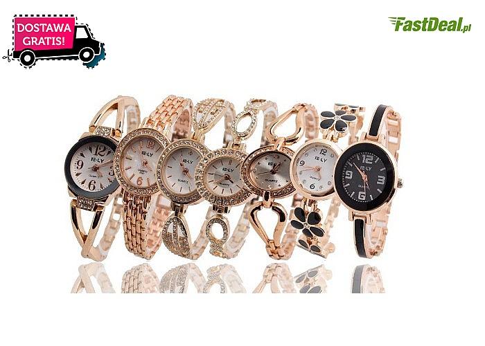 Zegarek na bransoletce