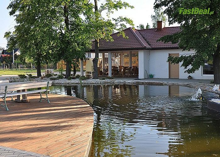 """""""Villa Forsycje"""" dla dwojga"""