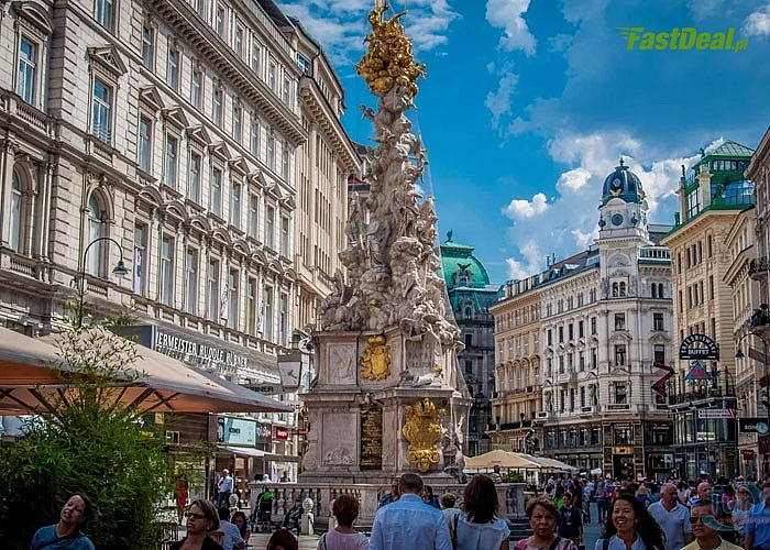 Wycieczka do Wiednia i Bratysławy