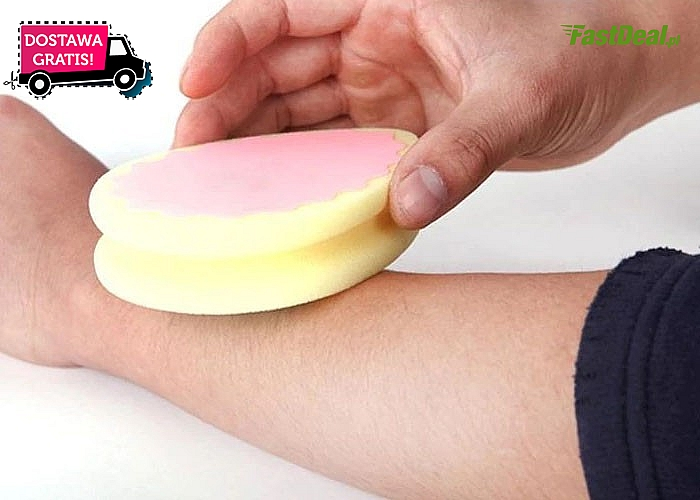 Gąbka do depilacji