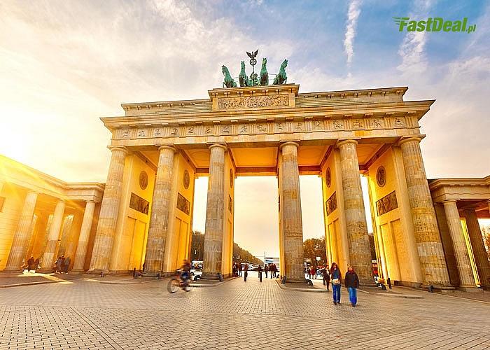 Berlin + Zamek Charlottenburg + Poczdam