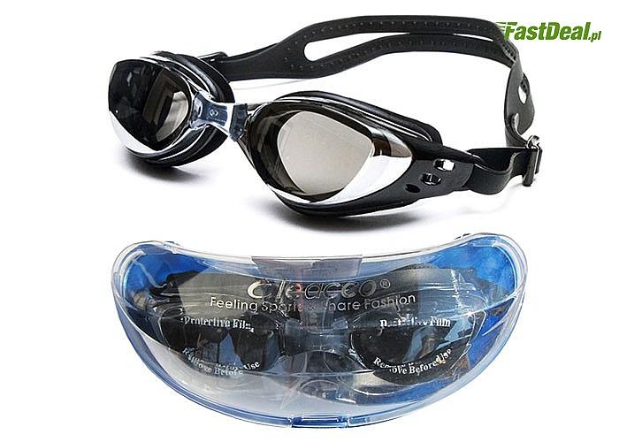 Okulary pływackie