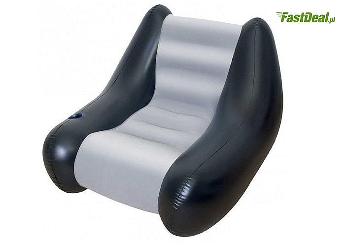 Fotel dmuchany