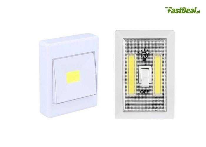 Lampka LED na baterie