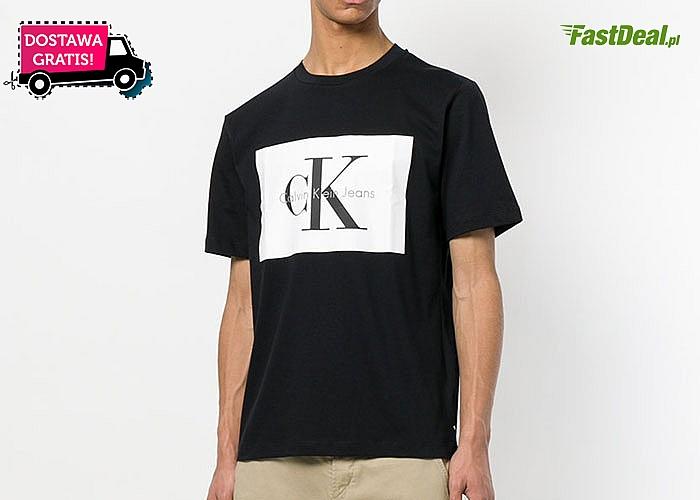 Bluzka męska Calvin Klein