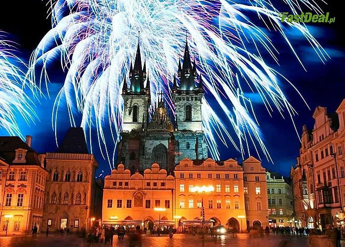 Złota Praga na Sylwestra