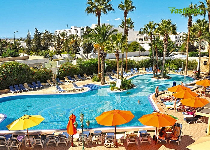 Majowa Tunezja