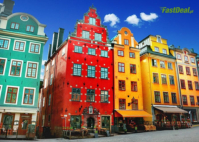 Szwedzko- łotewskie zwiedzanie