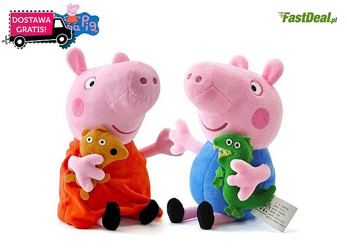 Pluszaki Peppa Pig