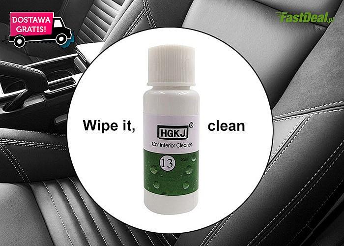 Środek do czyszczenia samochodu