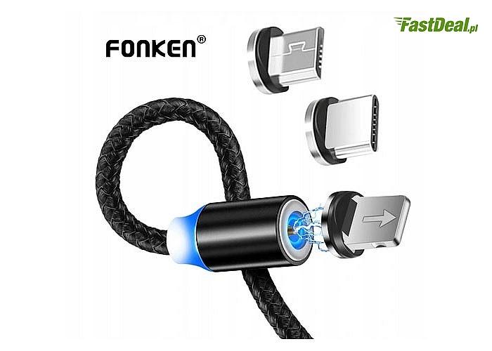 Kabel magnetyczny USB
