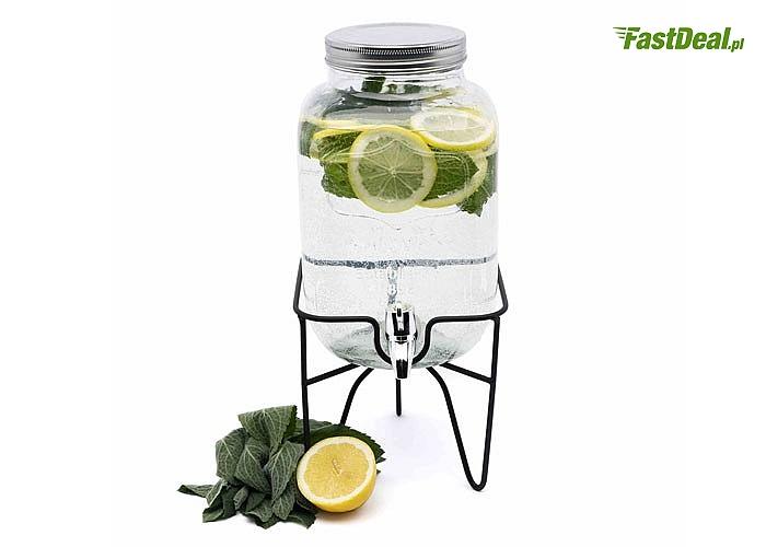 Słój na lemoniadę