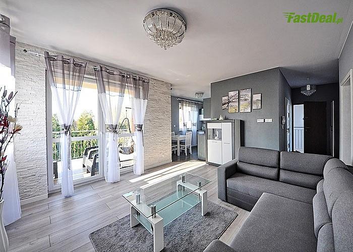 Apartamenty w Nałęczowie