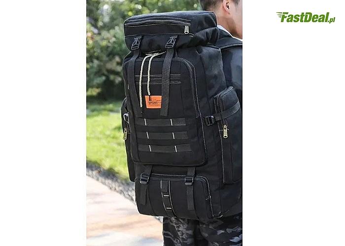 Plecak militarny