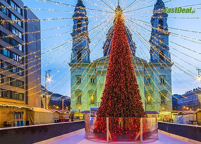 Świąteczny Budapeszt