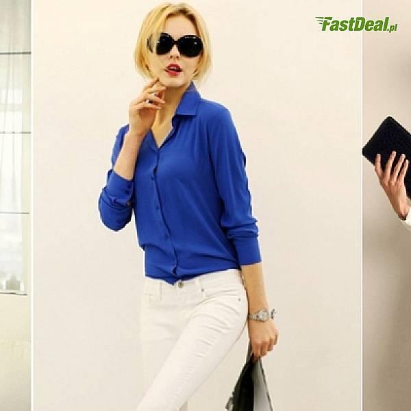 Eleganckie koszule damskie: klasyczny, ponadczasowy  H0F24