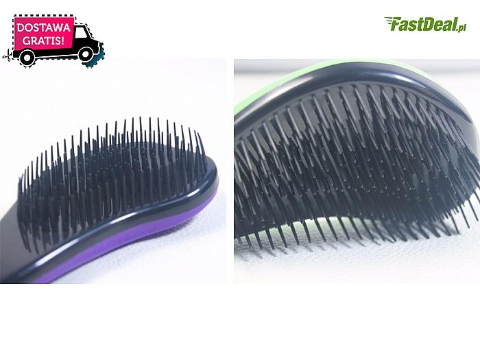Hit! Szczotka ułatwiająca rozczesywanie włosów- na wzór Tangle Teezer