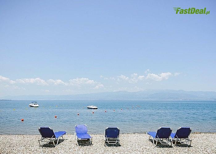 Sylwester w Grecji! Hotel Sissy, Kamena Vourla! Bezpośrednio przy plaży! Basen! Dojazd autokarem klasy LUX! Śniadania!