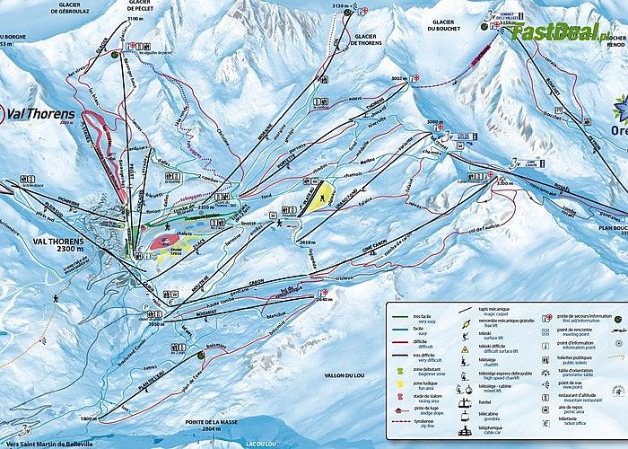 Urlop narciarski Trois Vallés! Zakwaterowanie w Résidence Orelle 3 Doliny***! Autokar klasy PREMIUM! Pilot!
