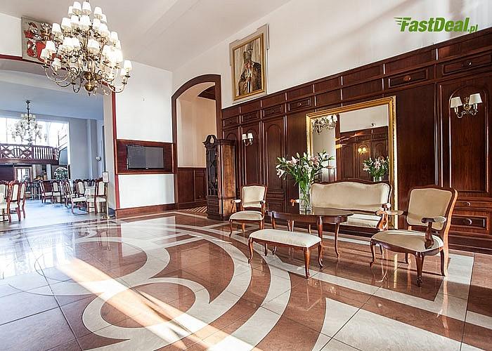 Pobyty kuracyjne w Sanatorium Pałac Łazienki II! Komfortowe pokoje! Wyżywienie! Zabiegi zaordynowane przez lekarza!