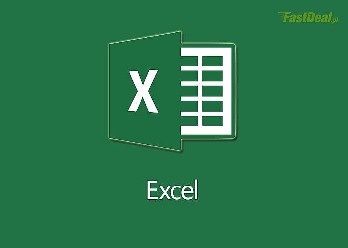 Praktyczny kurs online z programu Excel w MG Centrum Szkoleń i Korepetycji! 5 szkoleń w pakiecie!