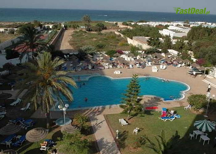 Przepiękna Tunezja w MEGA NISKIEJ CENIE! Pobyty majowe! Sousse! Hotel Royal Jinene! All Inclusive!