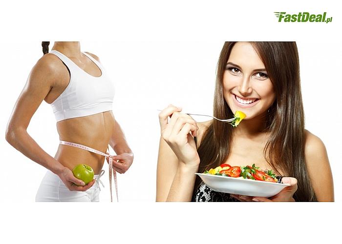 Indywidualna DIETA ONLINE z Poradnią Dietek. Efekt nawet do 15 kg mniej/miesiąc!