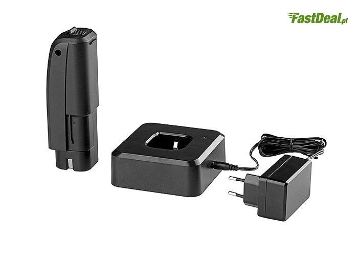 Odkurzacz akumulatorowy 2 w 1 Perfect Clean VP4115