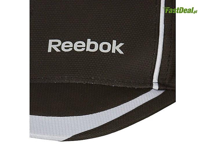 Czapka oryginalnej marki Reebok! Idealna do założenia na co dzień, a także do treningu! Dwa kolory do wyboru!