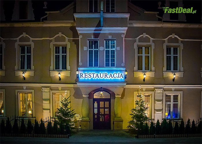 Hotel Diamond w Białym Dworku! Długi Pakiet Weekendowy! Wyżywienie! Aqua Park! WiFi!
