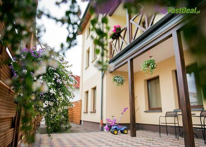 Propozycja dla wszystkich tęskniących za latem! Villa Andalucia! Gustowne pokoje z łazienką! Wyżywienie! SPA! Masaże!