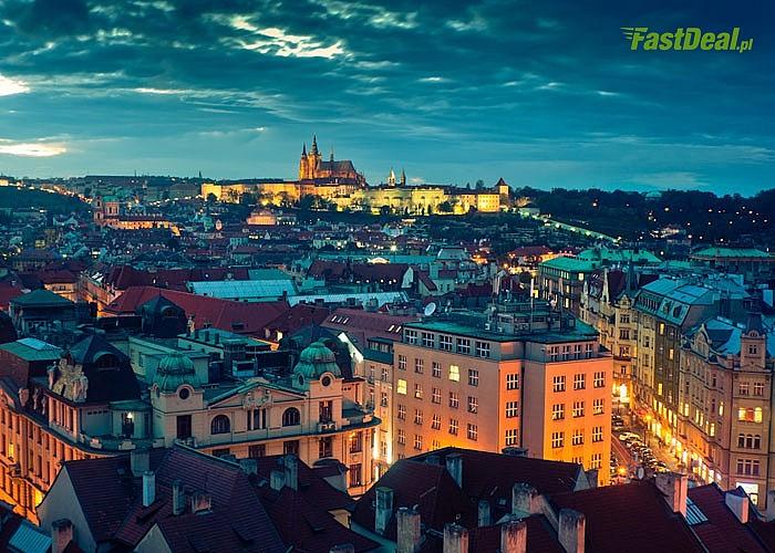 Praga – Noc Muzeów! Przejazd autokarem klasy LUX! Opieka pilota!