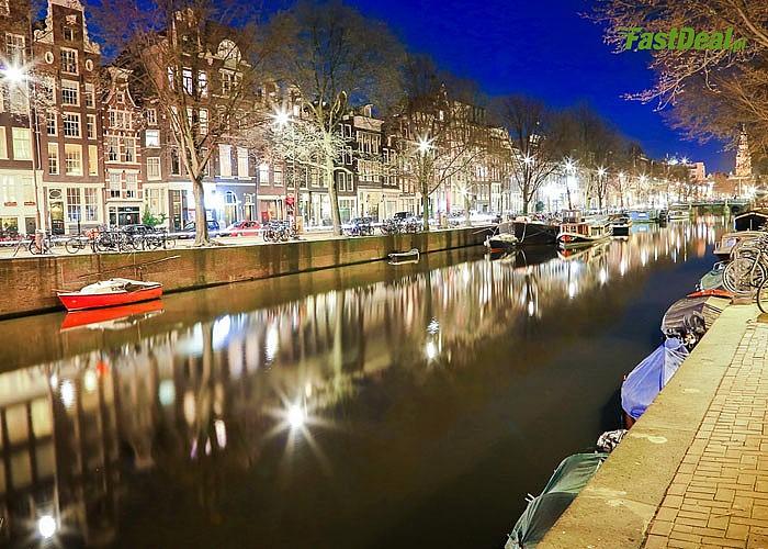 Noc Muzeów w Amsterdamie! Przejazd autokarem klasy LUX! Opieka pilota!