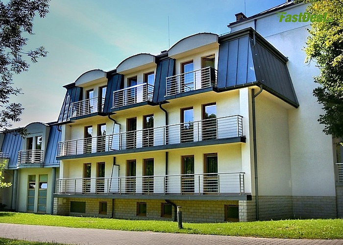 Ekskluzywny ośrodek Termy Pałacowe Nałęczowianka, pobyty uzdrowiskowe i SPA. Wyżywienie. Doskonała lokalizacja