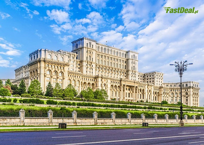 Wycieczka objazdowa śladami Drakuli oraz zwiedzanie Budapesztu