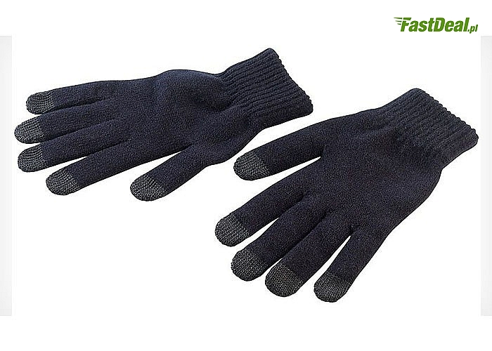Już teraz nie musisz zdejmować rękawiczek, by obsłużyć swój telefon! Rękawiczki dotykowe do smartfonów i tabletów!