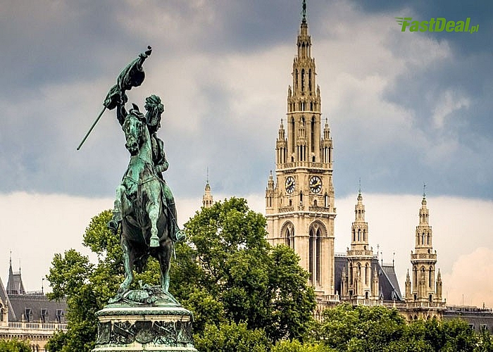 Wiedeń! Noc Muzeów oraz Wiener Wiesn Fest – Oktoberfest! Transport autokarem!