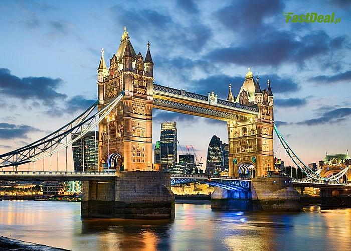 Wycieczka autokarem do Londynu z noclegiem w Hotelu Ibis Budget! Śniadania! Opieka pilota!