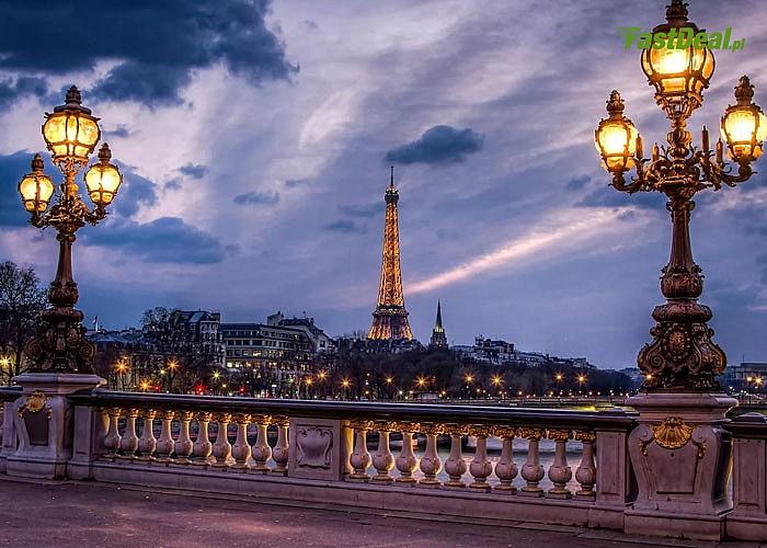 Wycieczka do Paryża z noclegiem w Hotelu Premiere Classe! 2 śniadania! Opieka pilota!