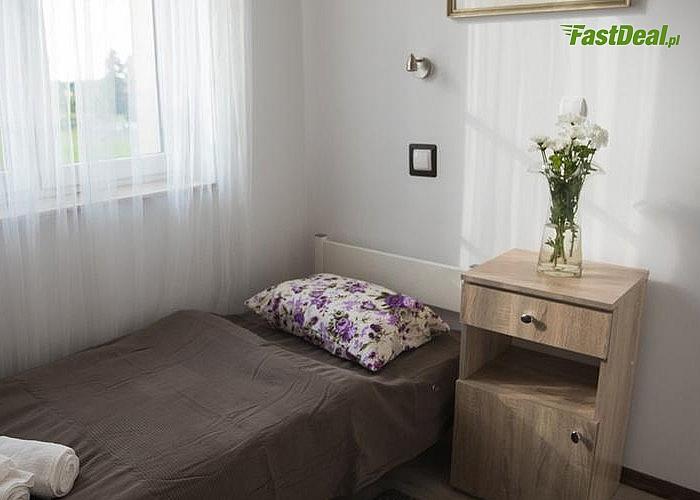 Wypoczynek w Pensjonacie Villa Forsycje nad Zalewem Domaniowskim! 6- lub 8-dniowy pobyt! Wyżywienie! Atrakcje!