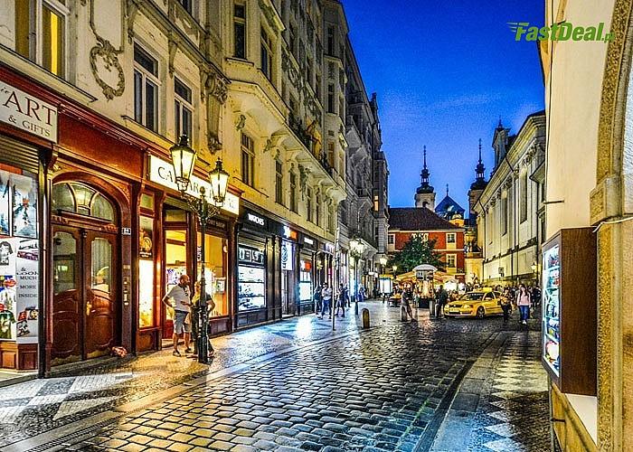 Praga – Festiwal Światła! Przejazd autokarem klasy LUX! Opieka pilota!