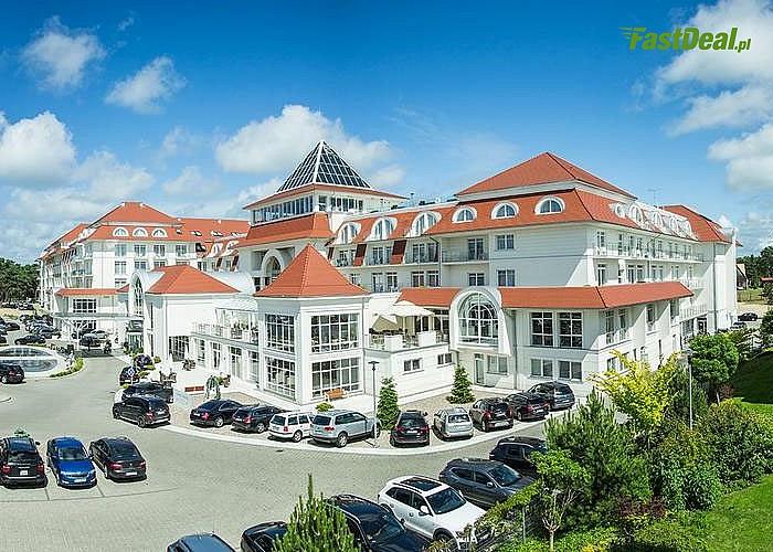 Biuro Podróży We Love Travel zaprasza na wypoczynek do Hotelu  Grand Lubicz Spa & Wellness *****