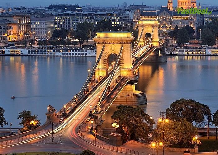 Wycieczka do Budapesztu z Zakolem Dunaju! 2 noclegi w hotelu***!  Śniadania! Opieka pilota! Autokar!