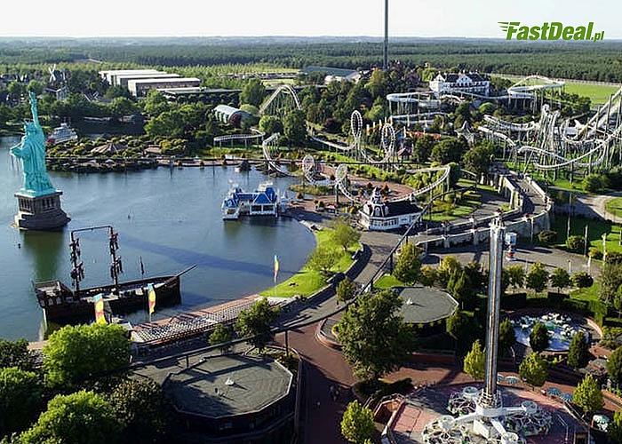 Wycieczka do Heide Park! Jedno z największych wesołych miasteczek w Europie! Przejazd autokarem klasy PREMIUM!