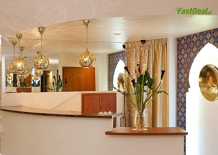 Hotel Spa & Wellness Abidar w Ciechocinku zaprasza na wypoczynek Rehabilitacyjny! Wyżywienie!