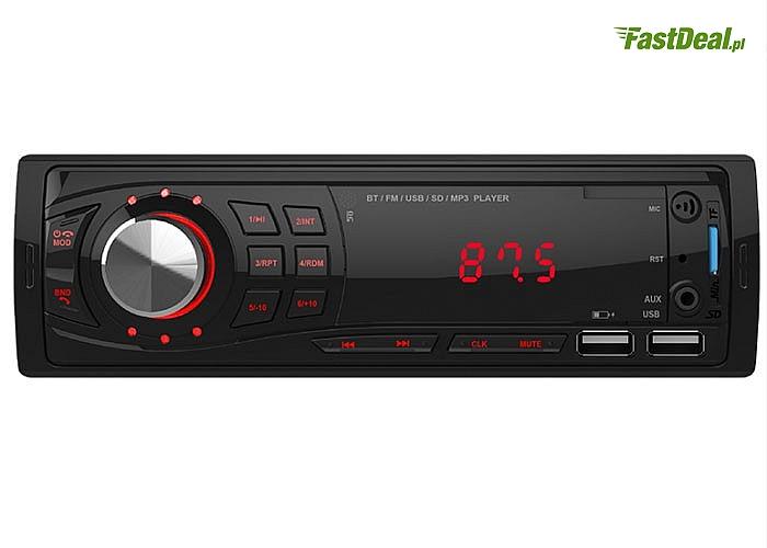 Radio Samochodowe Vordon, wyjątkowo czyste brzmienie umili czas każdej podróży!!!!