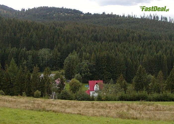 Wczasy Nordic Walking! Spędź aktywnie urlop w uroczej, beskidzkiej miejscowości Sól Kiczora! Dom Leśny!