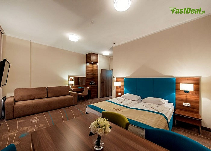 Ekskluzywne apartamenty w Międzyzdrojach, Doskonała lokalizacja w sąsiedztwie plaży i Wolińskiego Parku Narodowego