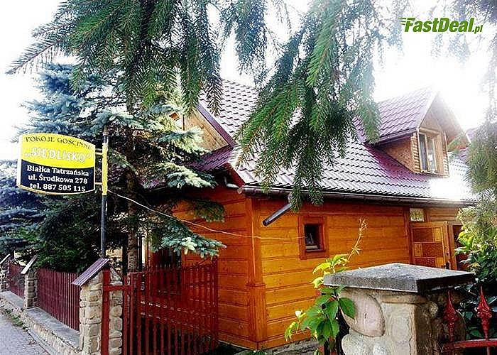 Pensjonat Siedlisko w Białce Tatrzańskiej zaprasza na wakacje! Liczne atrakcje! Termy! Wyżywienie!