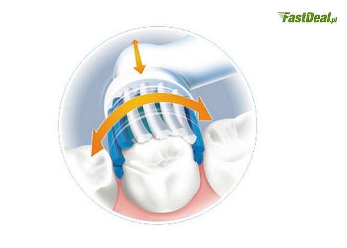 Zawsze czyste zęby! Szczoteczka elektryczna Oral-B Vitality